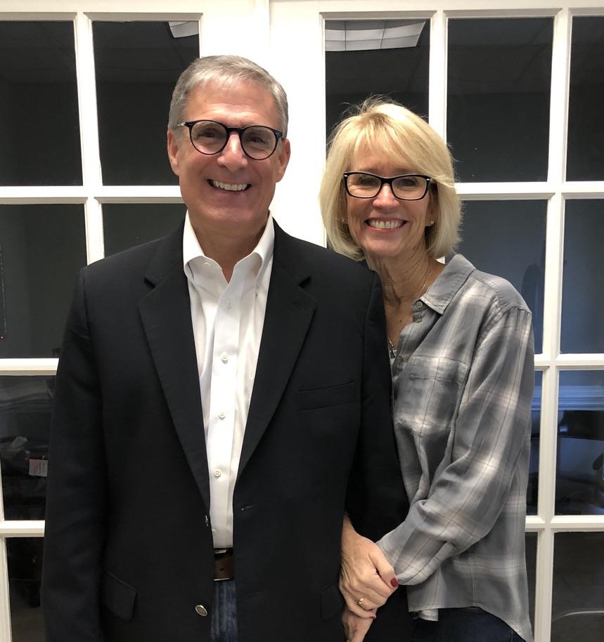 Joe and Carol Costanzo
